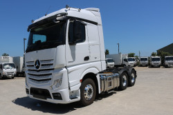Mercedes-Benz Actros 6x4 PRIME MOVER 2653