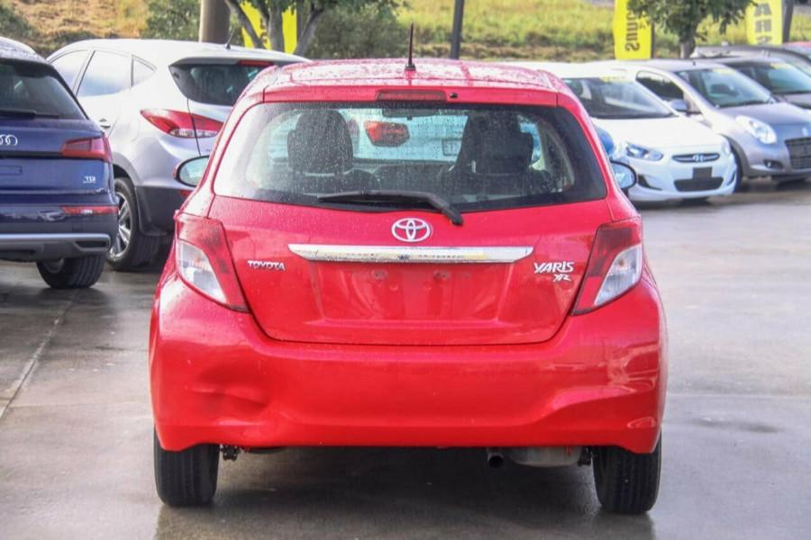 2013 Toyota Yaris NCP130R YR Hatchback Image 4