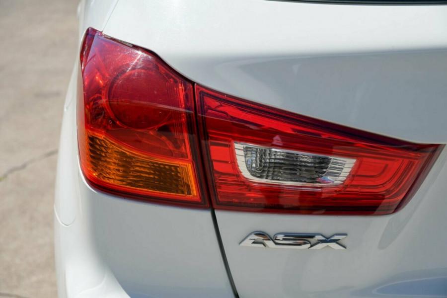 2010 MY11 Mitsubishi ASX XA MY11 2WD Suv Image 7