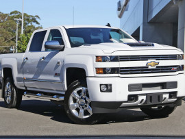 Chevrolet Silverado 2500HD LTZ Custom Sport Edition C/K25