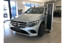 2018 MY08 Mercedes-Benz Glc-class X253 808MY GLC250 d Wagon Image 3