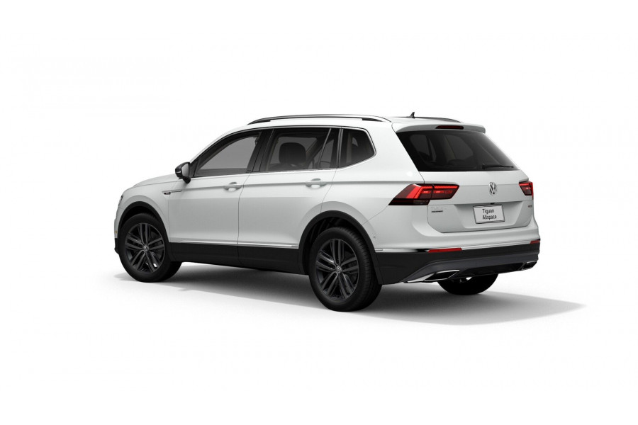 2021 Volkswagen Tiguan 5N 140TDI Highline Allspace 4 motion wagon