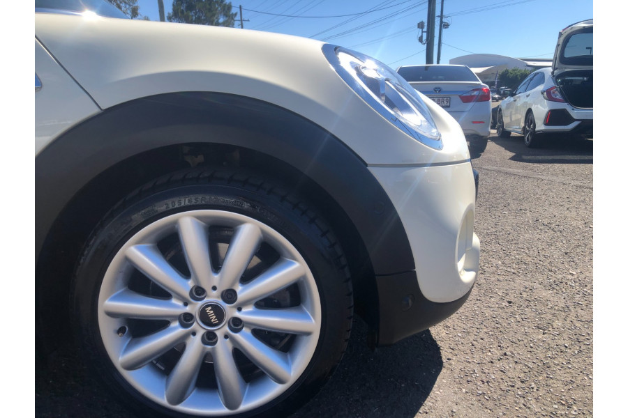 2017 Mini Hatch Hatchback