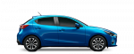 mazda 2 accessories Tamworth