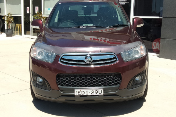 2014 Holden Captiva CG MY14 7 Suv Mobile Image 3