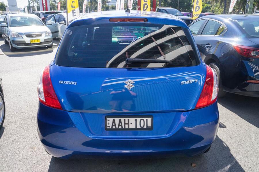 2012 Suzuki Swift FZ GL Hatchback
