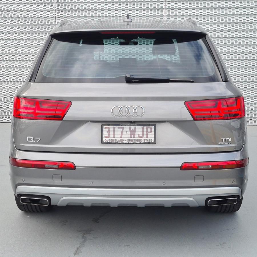 2015 MY16 Audi Q7 4M MY16 TDI Suv Image 19