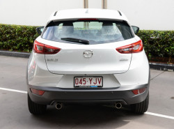 2018 Mazda CX-3 DK2W7A sTouring Wagon
