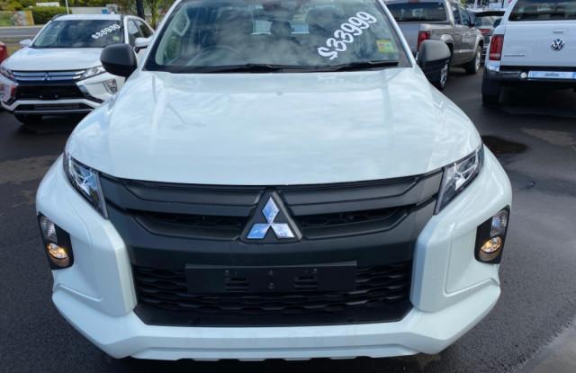 2019 Mitsubishi Triton MR Turbo GLX ADAS 4x4 dual cab