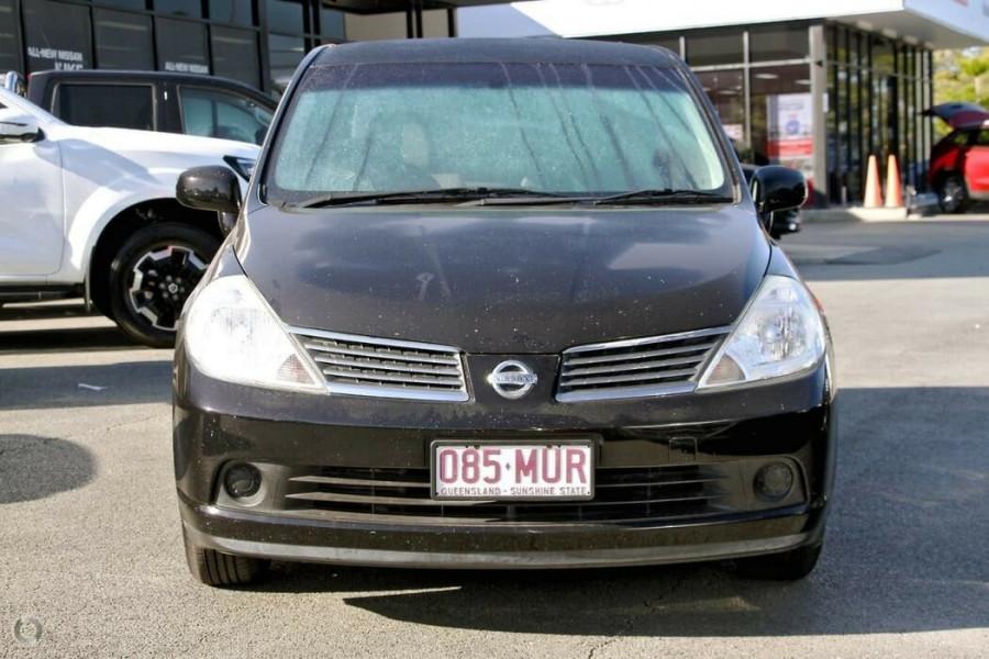 2009 MY07 Nissan Tiida C11 MY07 ST Sedan