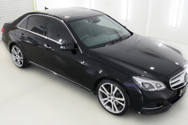 Mercedes-Benz E Class BlueEFFICIENCY W212 MY12