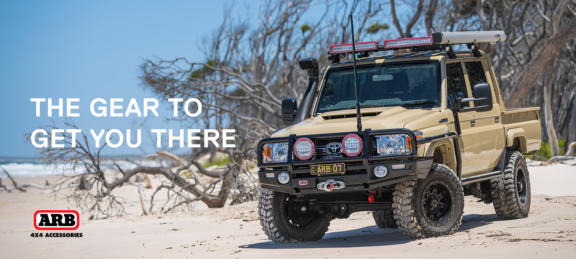ARB Accessories to get you out there