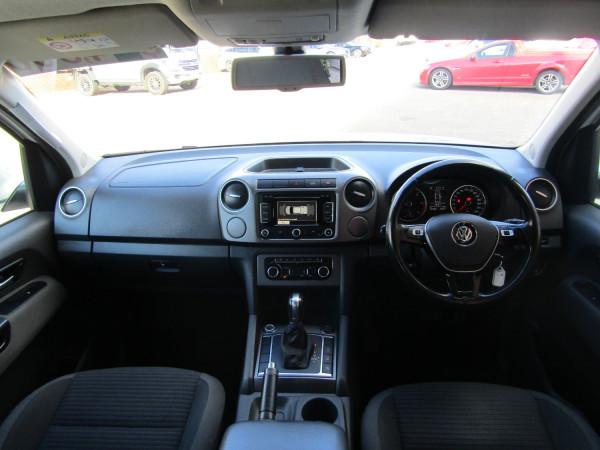 2016 Volkswagen Amarok 2H Dual Cab Highline Dual cab