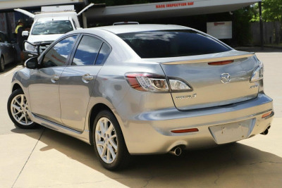 2012 Mazda 3 BL Series 2 SP25 Sedan Image 2