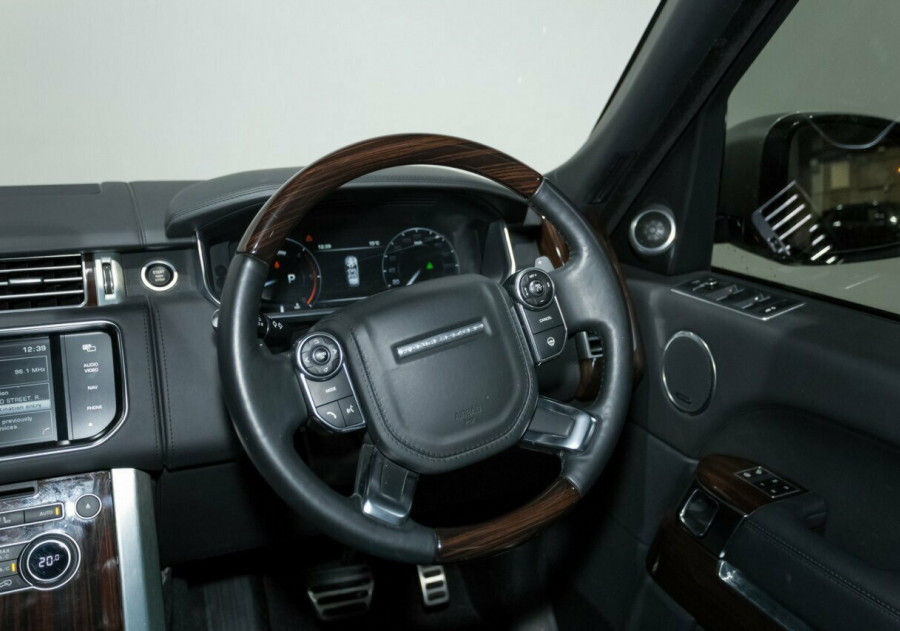2014 MY14.5 Land Rover Range Rover L405 14.5MY SDV8 Autobiography Wagon