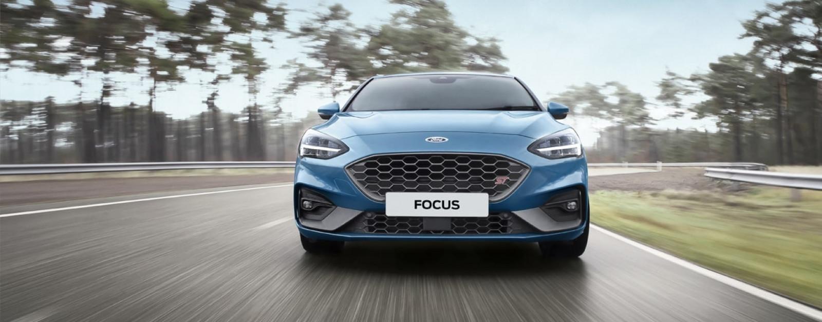 Focus ST