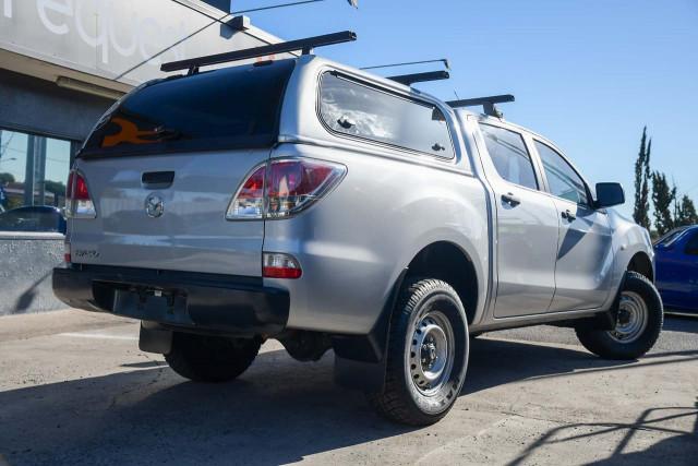 2014 Mazda BT-50 UP XT Hi-Rider Utility Image 4