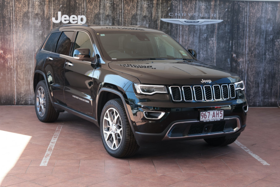 2020 MY0  Jeep Grand Cherokee WK Limited Suv Image 1