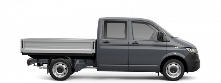 New Volkswagen Transporter Cab Chassis