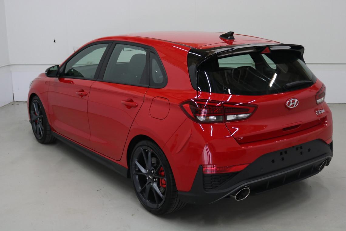2021 Hyundai I30 PDe.V4 MY22 N Hatchback