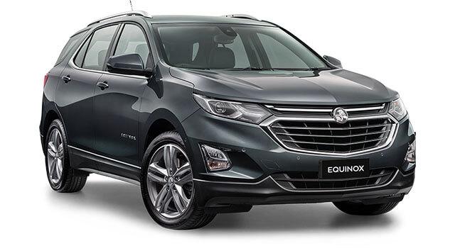 2018 Holden Equinox EQ LTZ Awd suv