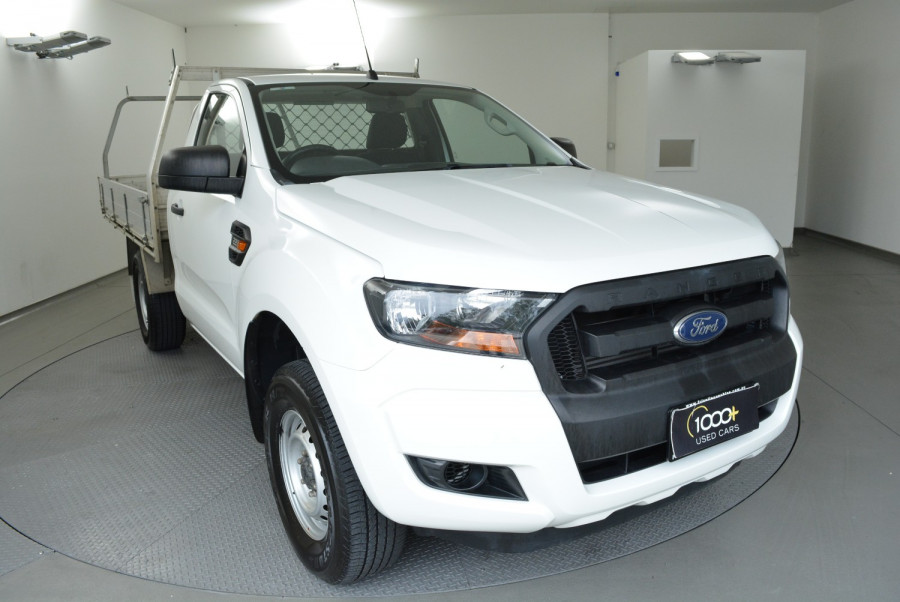 2018 Ford Ranger PX MkII 2018.00 XL Cab chassis Image 1