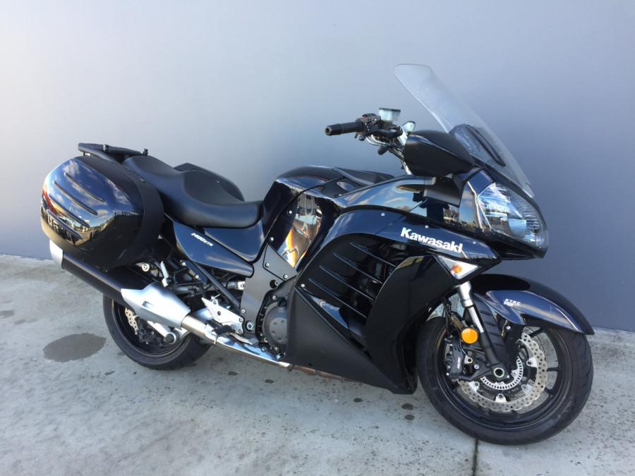 2011 Kawasaki 1400GT GT Motorcycle Image 5