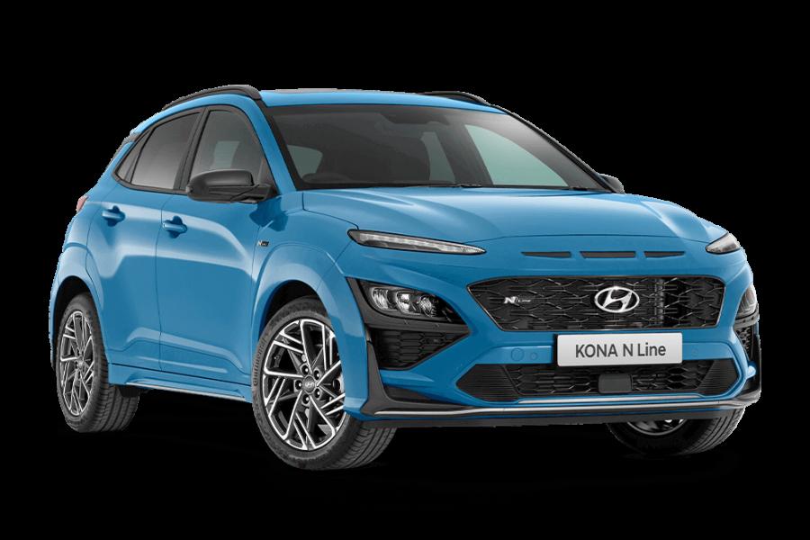 2020 MY21 Hyundai Kona OS.V4 N Line Premium Suv