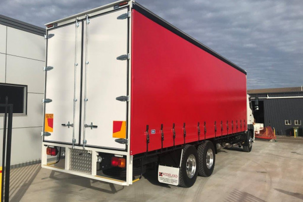 2021 Hino Fm2632 Xxlong Auto Truck