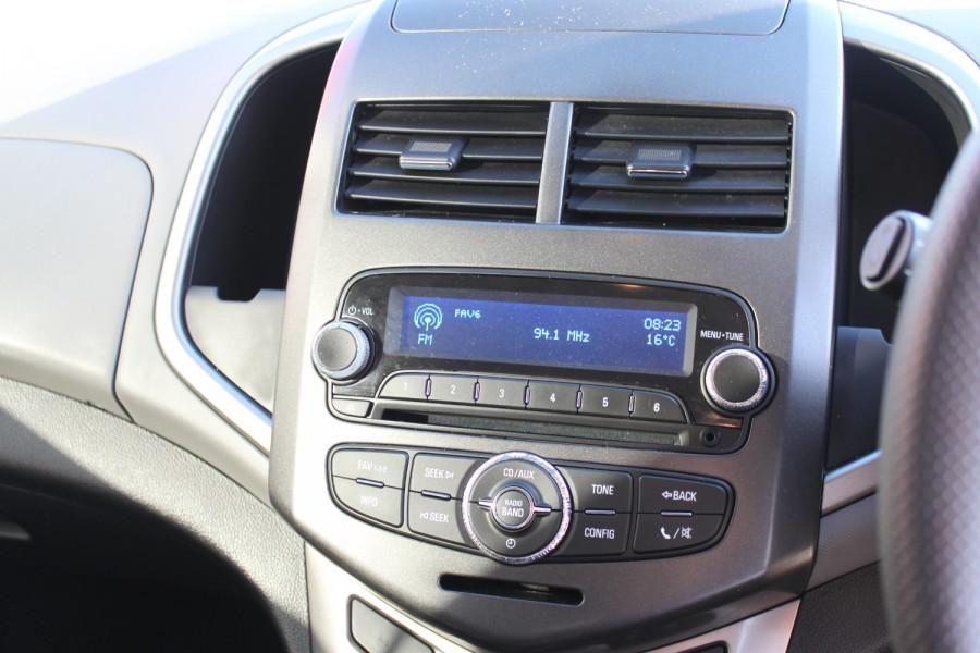 2016 Holden Barina TM MY16 CD Hatch Image 12