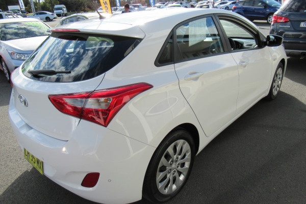 2016 MY17 Hyundai I30 GD4 SERIES II MY17 ACTIVE Hatch Image 4
