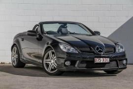 Mercedes-Benz SLK300 7G-Tronic R171 MY10