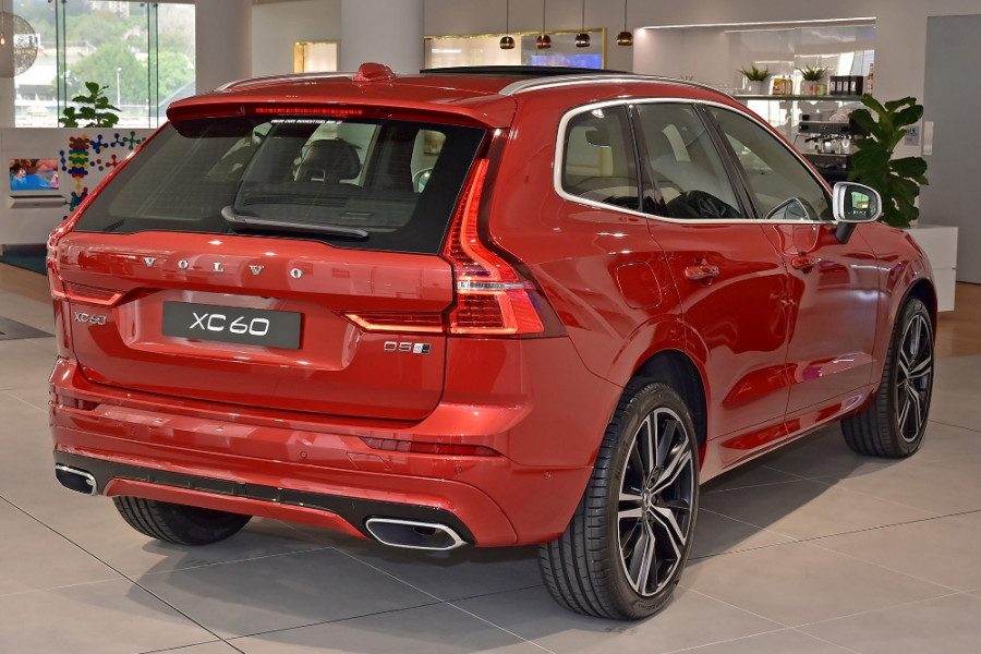 2017 MY18 Volvo XC60 D5 R-Design for sale - Volvo Cars Rushcutters Bay