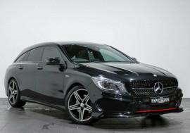 Mercedes-Benz CLA250 Sport Shooting Brake DCT 4MATIC X117 806MY