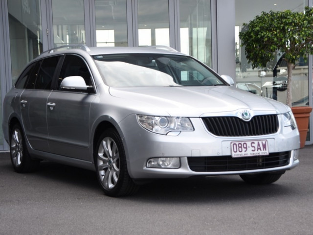 2011 Skoda Superb 3T MY11 Ambition Wagon
