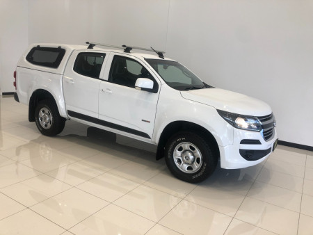 2016 Holden Colorado RG Turbo LS 4x4 dual cab Image 2