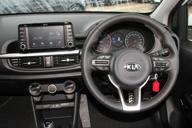 2018 MY19 Kia Picanto JA GT-Line Hatchback