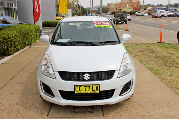 2014 MY15 Suzuki Swift FZ GL Hatchback Image 3