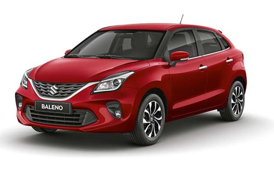 2021 Suzuki Baleno GLX Image 1