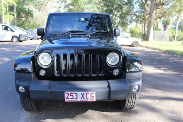 2015 Jeep Wrangler JK  Overland Suv Image 3