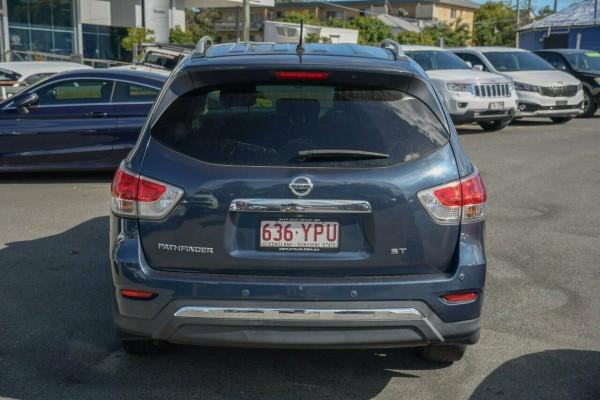 2015 Nissan Pathfinder R52 MY15 ST X-tronic 2WD Suv Image 3