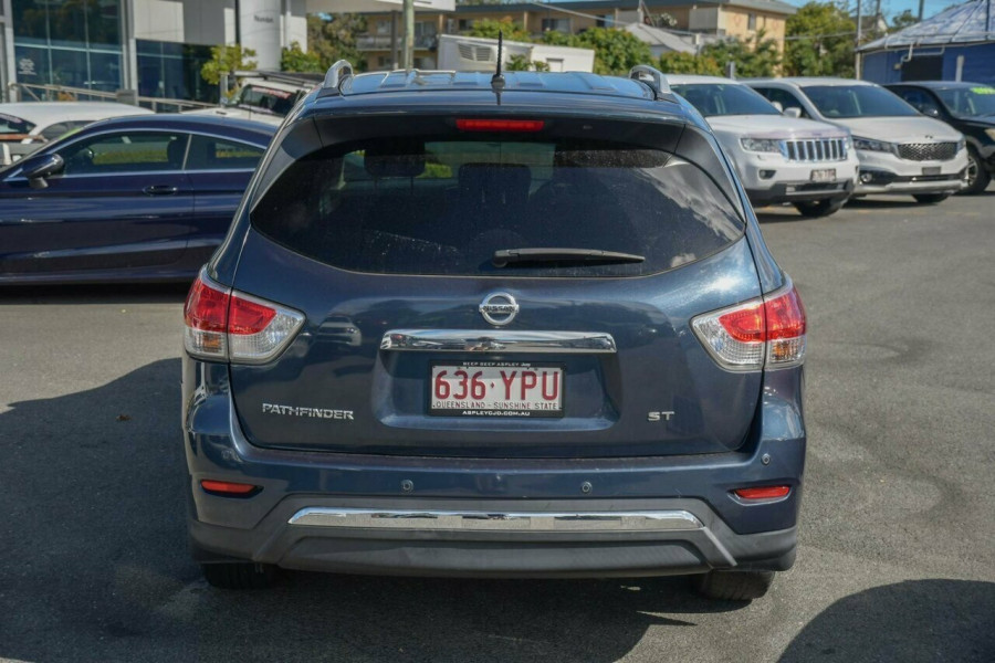 2015 Nissan Pathfinder R52 MY15 ST X-tronic 2WD Suv