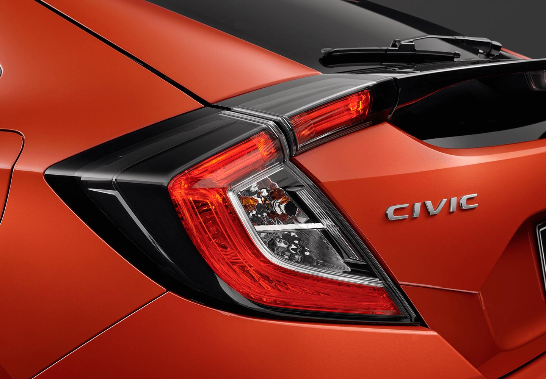 Civic Hatch Lights