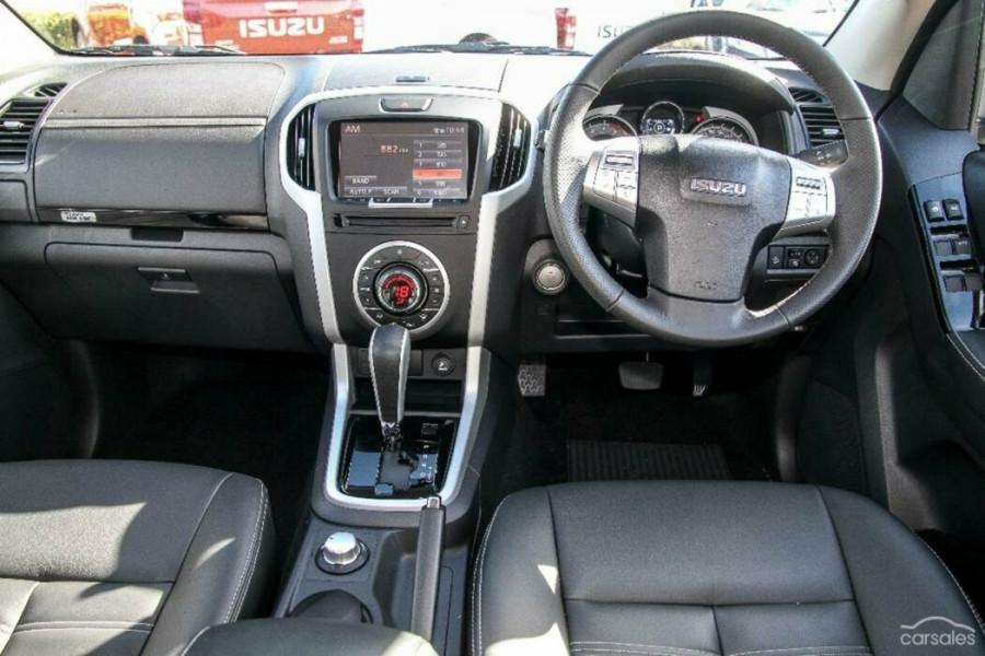 2018 Isuzu UTE MU-X 4x4 LS-T Wagon