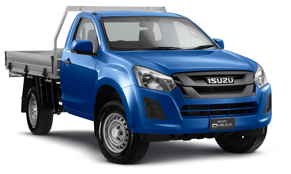 D-MAX 4X2 SX SINGLE CAB CHASSIS AUTO