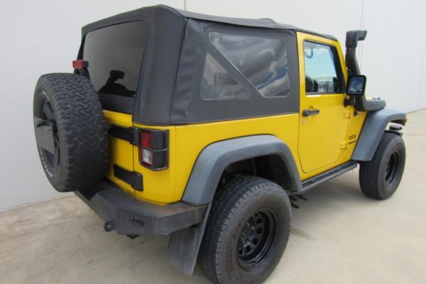 2009 Jeep Wrangler JK MY2009 SPORT Softtop Image 3
