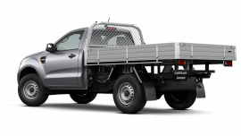 2020 MY20.75 Ford Ranger PX MkIII XL Hi-Rider Single Cab Chassis Utility image 6