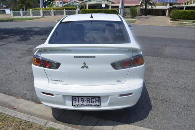 2010 Mitsubishi Lancer SX