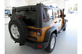 2014 Jeep Wrangler JK MY2014 UNLIMITED Softtop Image 4