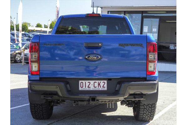 2018 Ford Ranger PX MkIII MY19 Raptor Utility Image 2